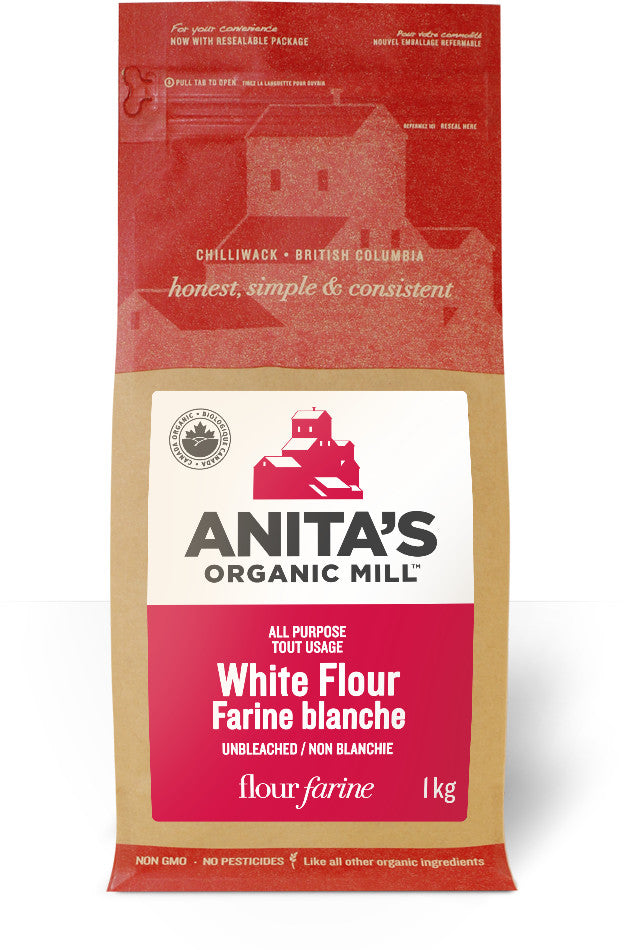 Anita's Organic All Purpose White Flour, 1kg