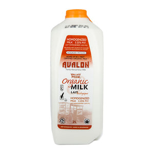 Valley Pride Organic Homo Milk (2L)