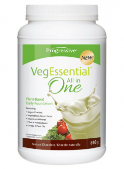 Progressive VegEssential Protein Chocolate (840g)