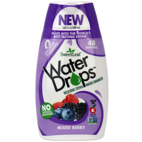 SweetLeaf Water Drops Mixed Berry (48ml)