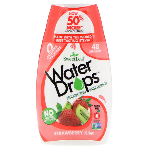 SweetLeaf Water Drops Strawberry Kiwi (48ml)