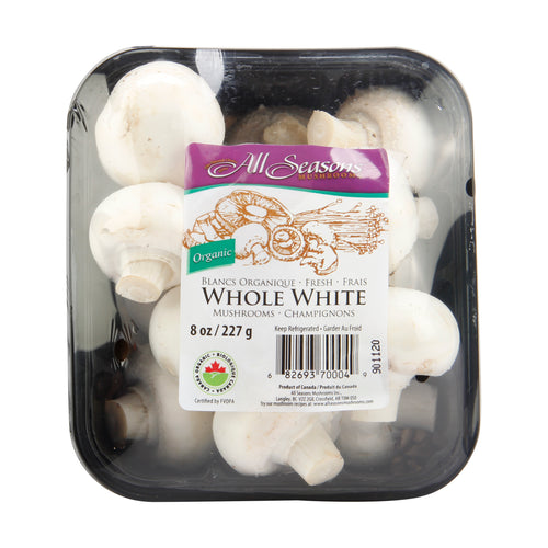 Button Mushrooms (227g)