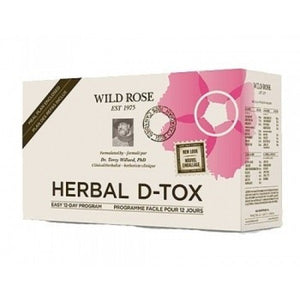 Wild Rose Herbal D-Tox (12 Day Program)
