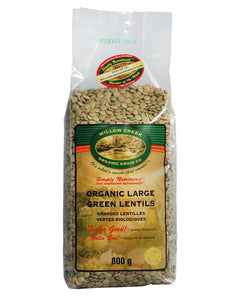 Willow Creek Green Lentils (800g)