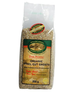 Willow Creek Steel Cut Groats (800g)