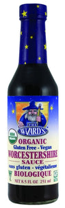 The Wizards Organic Worcestershire Sauce (251ml)