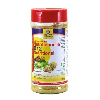Yellow Superfood B12 Nutritional Yeast (115g)