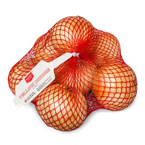 Yellow Onions, 3lb Bag