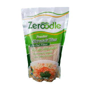 Zeroodle Shirataki Rice With Oat Fibre (400g)