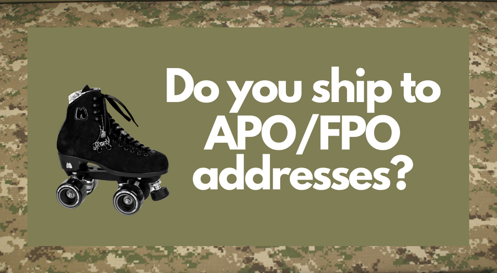 Do You Ship to APO/FPO Addresses?