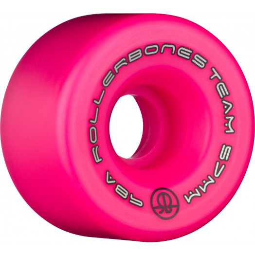 Pink Rollerbones Team Wheels