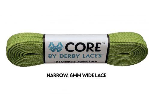Olive Green CORE Derby Laces - 108 inch