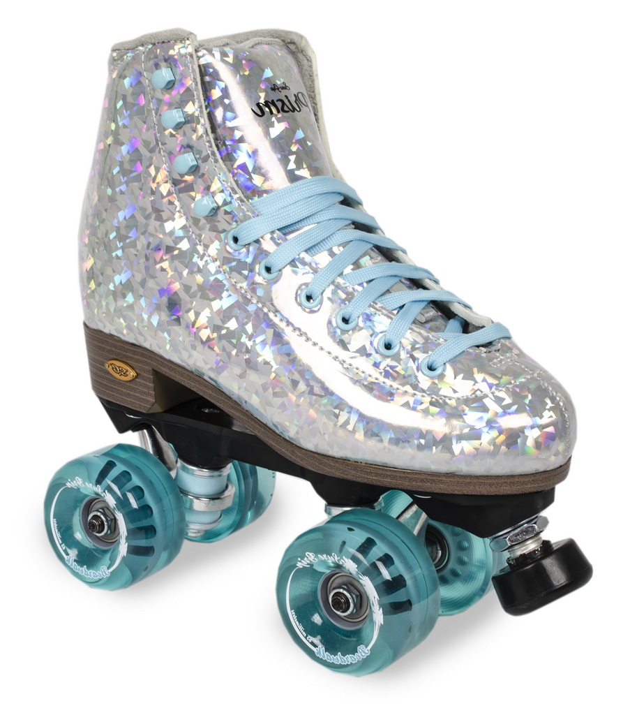 Silver Prism Plus Outdoor Skates