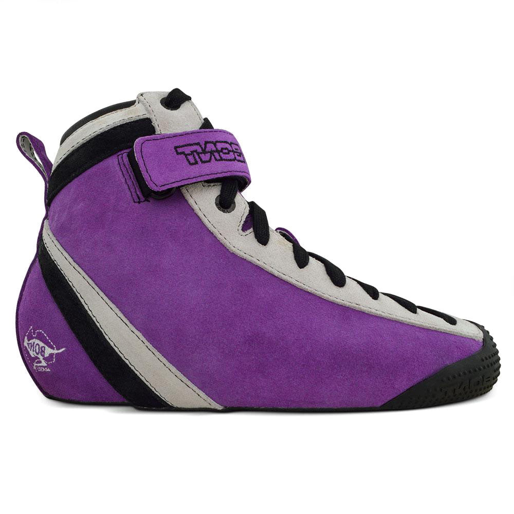 Bont Quad Star Boots - PURPLE