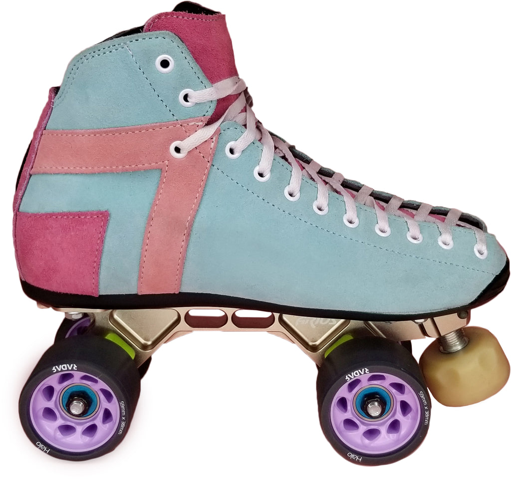 The Pigeon Roller Derby Skate Package