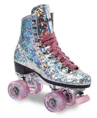 0f5c16fe7f4dd4 New hologram boot and futuristic clear plate really set this skate a part  from anything on