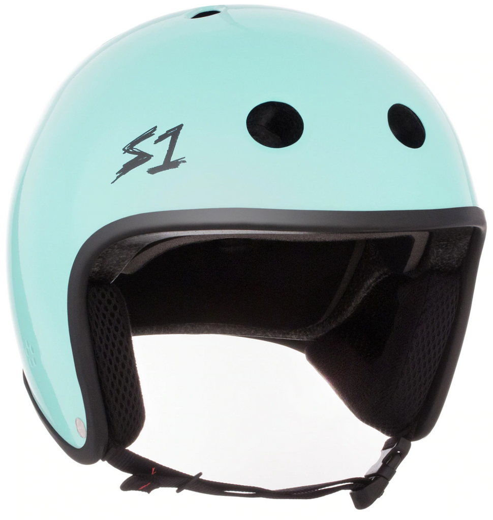 S1 Retro Lifer Helmet - Lagoon Gloss