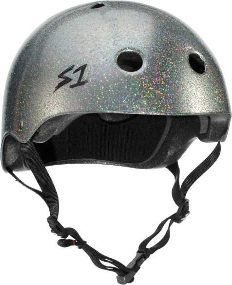 The S1 MEGA Lifer Helmet is one of the best fitting and safest helmets for Skateboarding, Longboarding, BMX, Scootering, Roller Skating and Roller Derby.