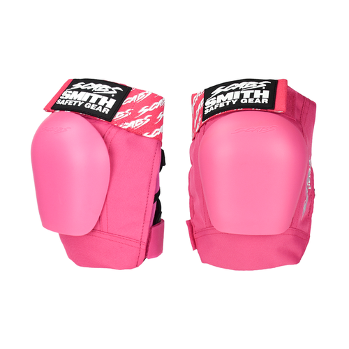 Scabs Derby Knee Pads-Pink