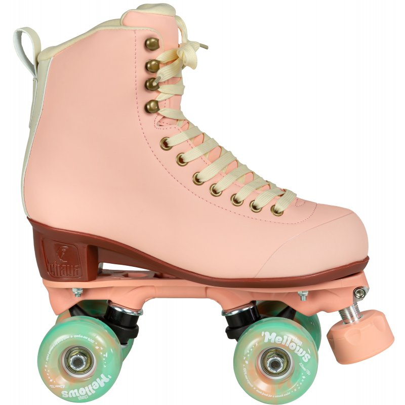 CHAYA MELROSE ELITE DUSTY ROSE OUTDOOR SKATES