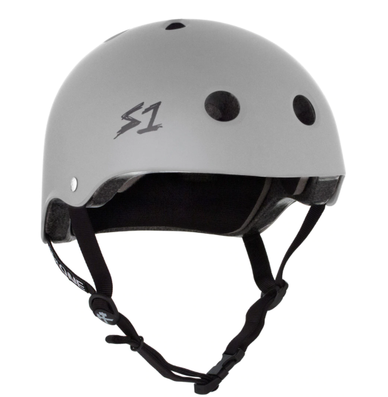 S1 Lifer Helmet - Gray Matte