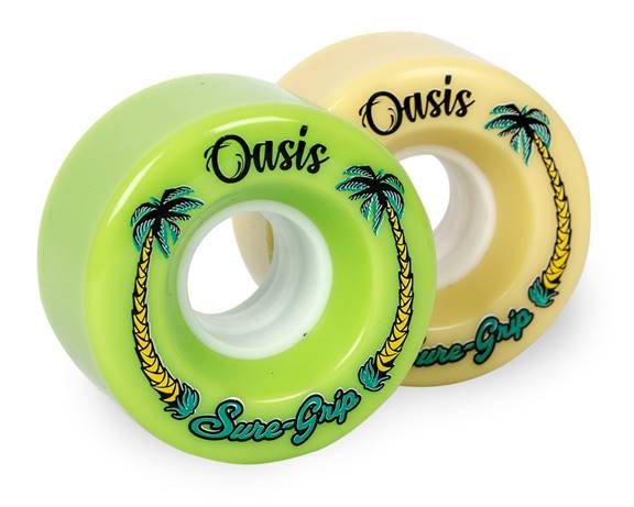 Sure-Grip Oasis Wheels (8-Pack)