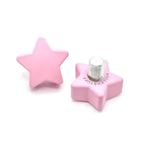 ★ Twinkle Toes Star Toe Stops - BB Pink