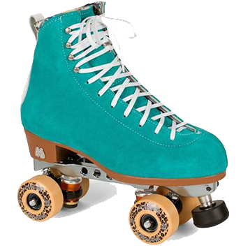Moxi *PRO* Jack Boot - Complete Skate Build - Jade