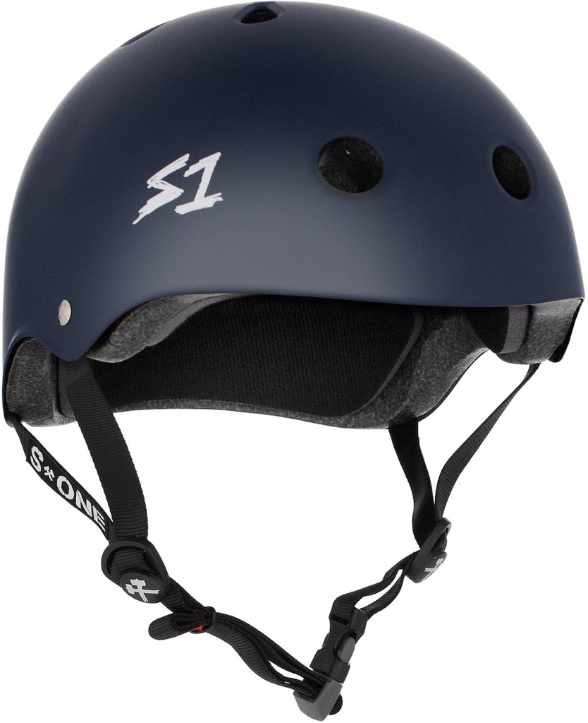 S1 Mega Lifer Helmet-Navy Matte