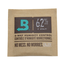 Boveda 4g/62% humidity - 25 Individually wrapped