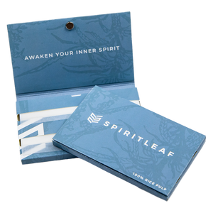 Spiritleaf Rice Rolling Papers 1 1/4