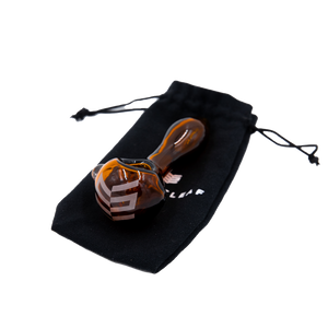 Spiritleaf Spoon Pipe - Amber