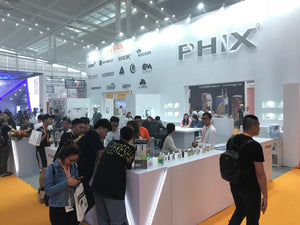 PHIX | Brewell MFG at IECIE show in Shenzhen, China