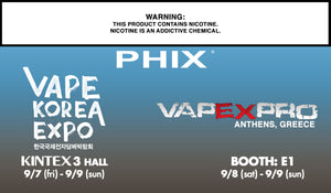Upcoming Vape Show Events for September 2018!