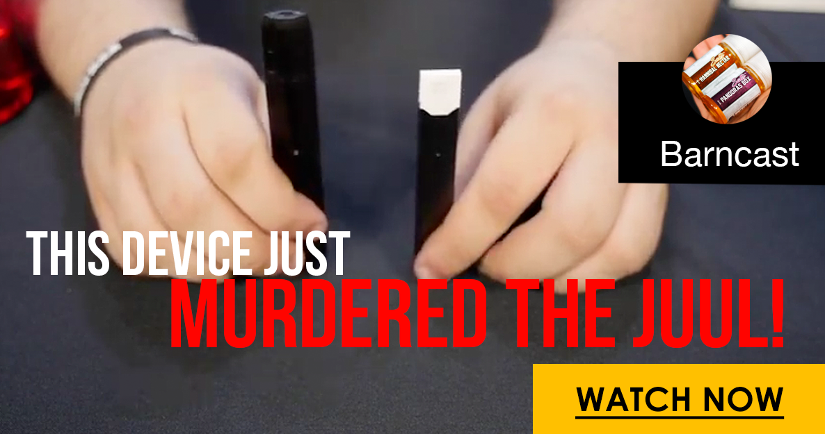 VIDEO: This Device Just MURDERED the JUUL - PhixVapor