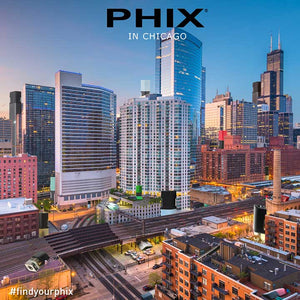 Find Your Phix in Chicago
