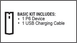 PHIX Basic Kit Includes