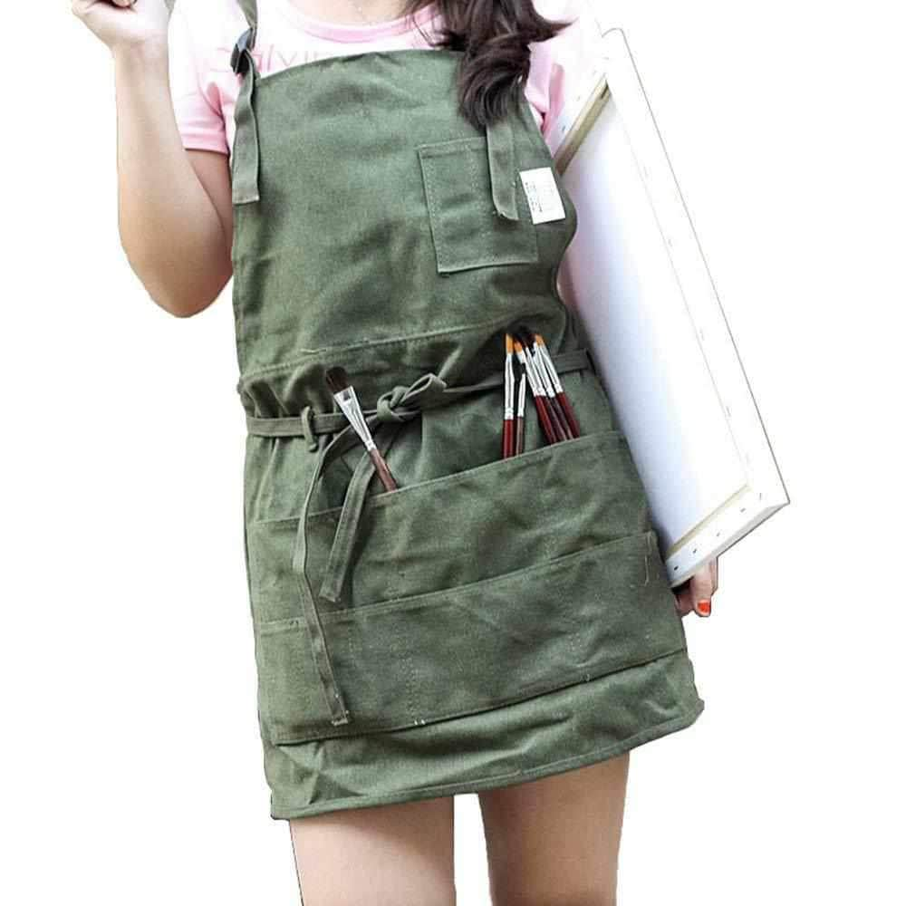 Paint By Numbers   Professional Apron 4 Pockets