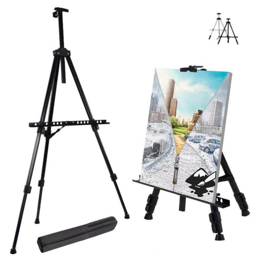 Paint By Number | Portable Folding Easel | USD
