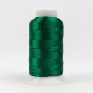 WonderFil 400m/437yd 12wt solid thread  number AC100 Ever Green