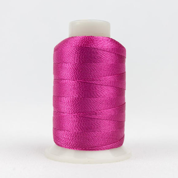WonderFil 400m/437yd 12wt solid thread  number AC39 Fuchsia