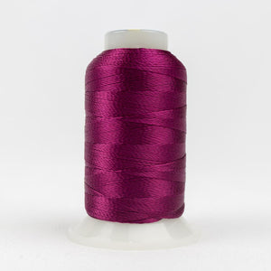 WonderFil 400m/437yd 12wt solid thread  number AC42 Raspberry