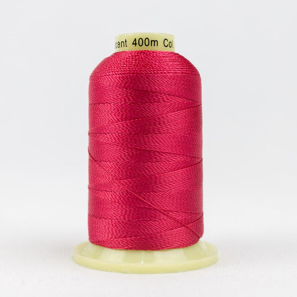WonderFil 400m/437yd 12wt solid thread  number AC45 Boysenberry