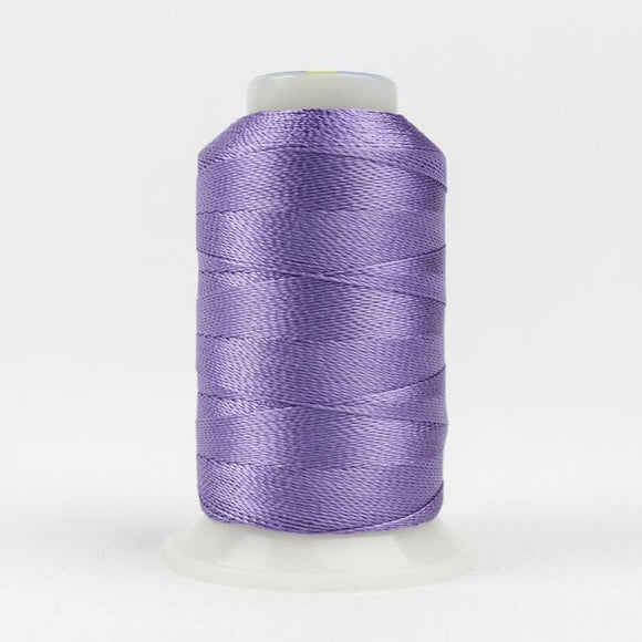 WonderFil 400m/437yd 12wt solid thread  number AC5115 Grape