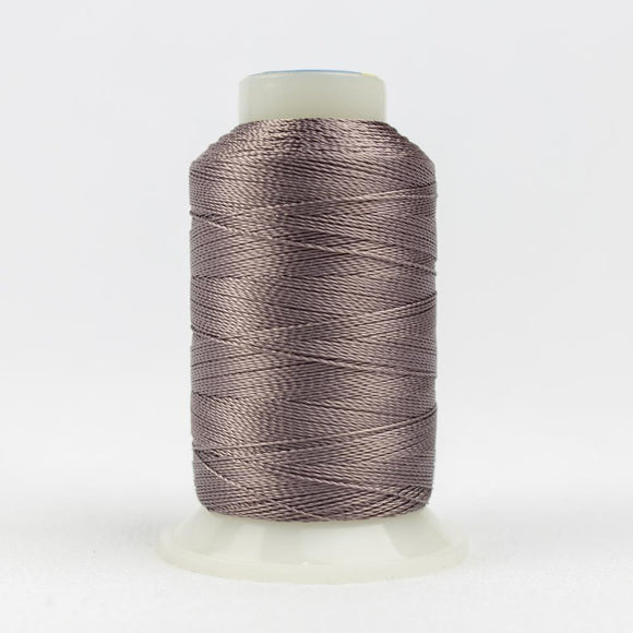 WonderFil 400m/437yd 12wt solid thread  number AC7133 Natural Plum