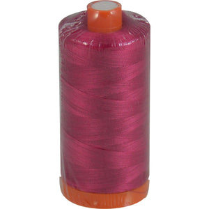 Aurifil 1422 yard 50 weight Thread color Cotton Makó number 1300m/1422yd 50wt