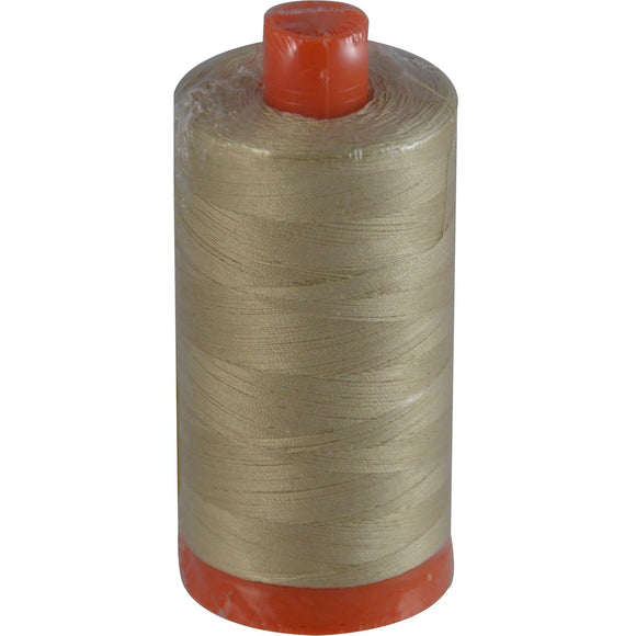 Aurifil 1422 yard 50 weight Thread color Cotton number 1300m/1422yd 50wt