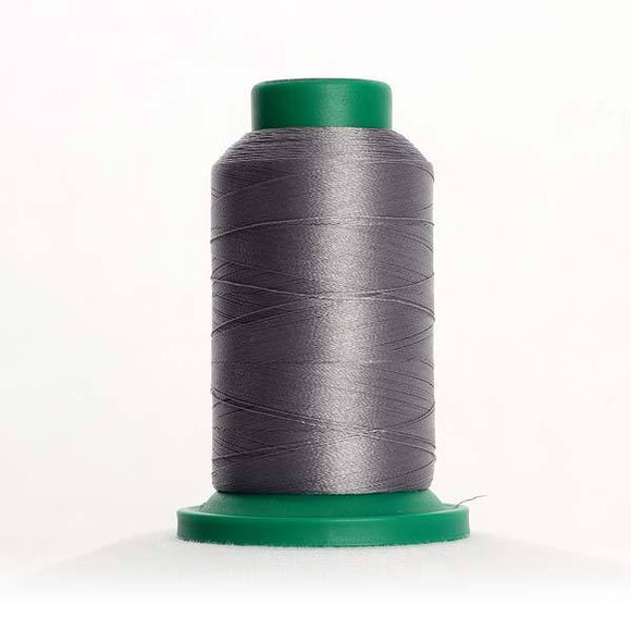 Isacord 5000m/5500yd 40wt solid trilobal polyester thread  number 0108 Cobblestone