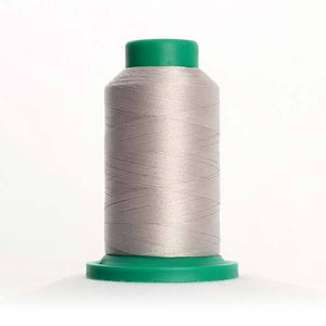 Isacord 5000m/5500yd 40wt solid trilobal polyester thread  number 0151 Cloud