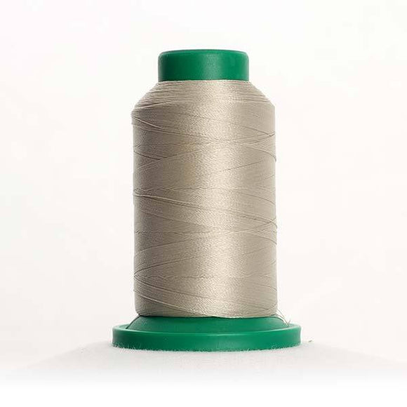 Isacord 5000m/5500yd 40wt solid trilobal polyester thread  number 0672 Baquette